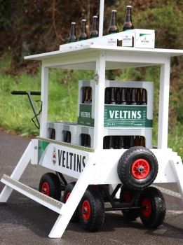 Bollerwagen Deluxe - Version Veltins